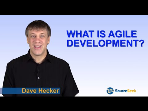 What is Agile Development (Part 1): What is Agile Development?