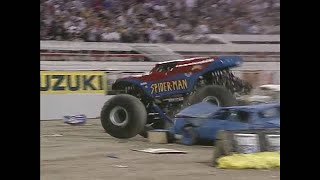 Freestyle Spider Man Monster Jam World Finals 2001