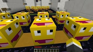Minecraft SERBIAN LUCKY BLOCK PvP!!! Lava na sve straneeee!!!