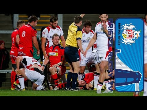 B&I Cup: Ulster Ravens vs Bristol Rugby