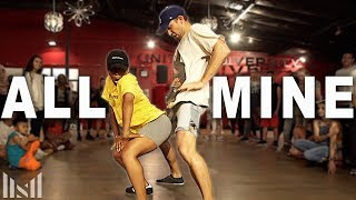 "Kanye West - ""ALL MINE"" Dance 