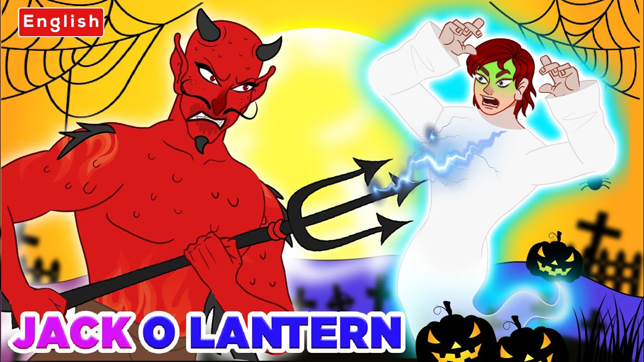 Story About Jack O Lantern 😈 Story in English | Story For Teenagers | WOA Fairy Tales