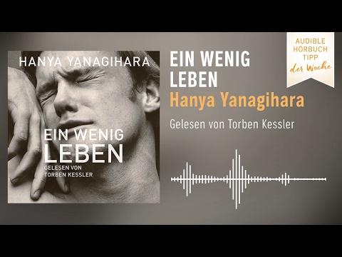 Ein wenig Leben YouTube Hörbuch Trailer auf Deutsch