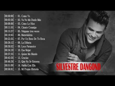 MIX EXITOS SILVESTRE DANGOND   DESDE SUS INICIOS HASTA EL MOMENTO LA MEJOR MEZCLA VALLENATA - Música Entertainment