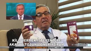 AKASYA TOZUNU DR ATİLLA ÇELEBİOĞLU'DA ÖNERİYOR