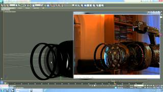 camera demo caustic visualizer plugin for autodesk 3ds max and caustic r2500 pc board