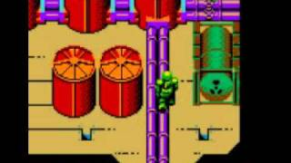 Armorines - Project S.W.A.R.M. (GBC) ~ Part 1 ~ Gameplay