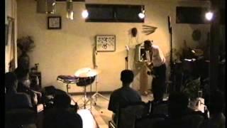 高木元輝/Takagi Mototeru solo '95