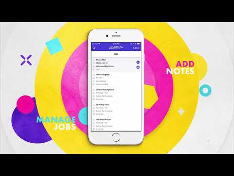 Recruitment goes Mobile! | CEIPAL TalentHire Mobile App