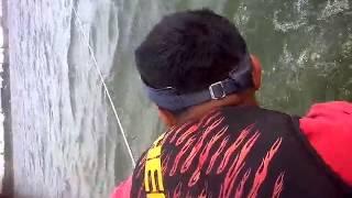pesca extrema  Tuxpan ver