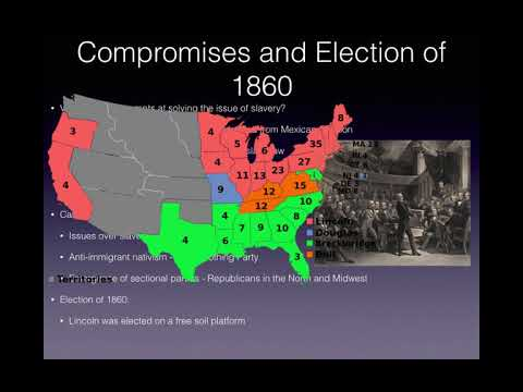 APUSH Review: Period 5 In 10 Minutes! (1844 - 1877) - YouTube