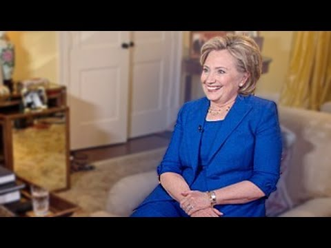Hillary Clinton: It Was Paid Speeches Or Poverty