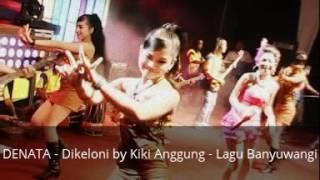 Gambar cover DENATA - Dikeloni by KIKI ANGGUN