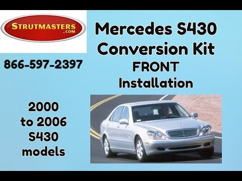 2003 mercedes e320 right front suspension airmatic stru for 2003 mercedes benz s430 problems