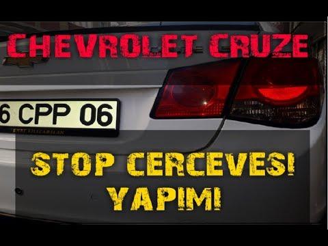 Chevrolet Cruze Modifiye Stop Çerçevesi !!!
