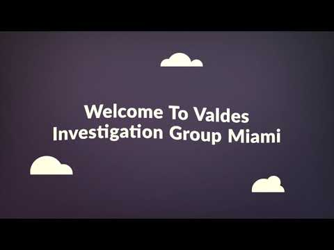 Valdes Investigation Group Miami - Private Investigator