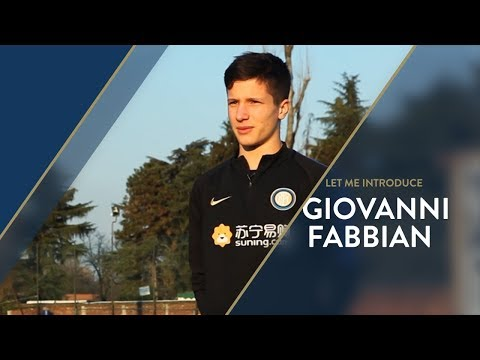 LET ME INTRODUCE... GIOVANNI FABBIAN! | INTER ALLIEVI UNDER 16