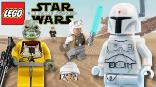 Lego Star Wars The Force Awakens | Prototype Boba Fett, Bossk, Dengar & More | Empire Character Pack