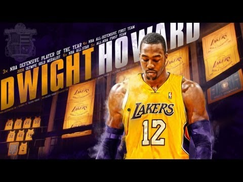 Dwight Howard HD Mix - The LA Superman