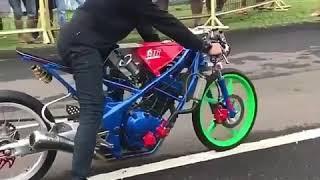 STORY WA DRAG MOTOR JENIS APA ITU ADA YANG TAU