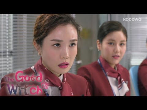 LeeDaHae Became a Stewardess Instead of Her Twin Young Sister [The Good Witch Ep 3]
