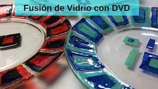 Fusión de Vidrio con DVD