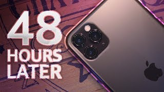 iPhone 11 Pro Max - Review After 48 Hours!