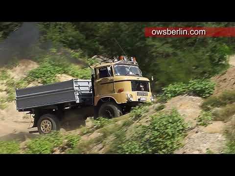 DDR / GDR Offroad IFA W50LA