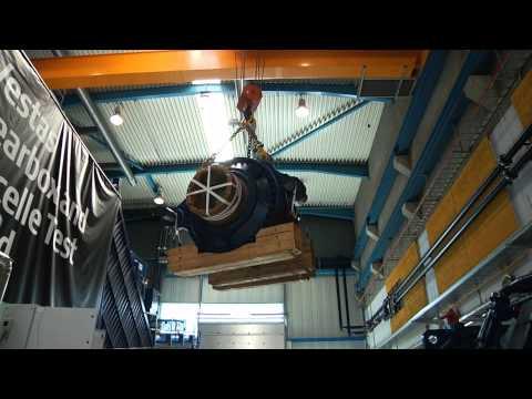 Demonstrating Vestas' sophisticated testing capability