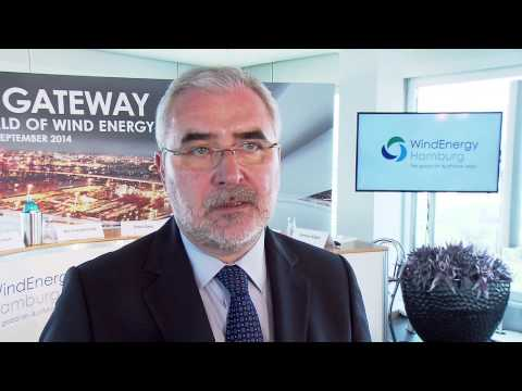 WindEnergy Hamburg 2014 advance press conference