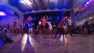 Maturitní ples 4.C&O8, Gymnázium Kladno - Půlnoční překvapení (13. 1. 2017)