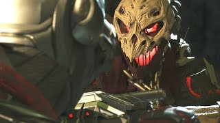 Injustice 2 - Deadshot Vs Scarecrow - All Intro Dialogue/All Clash Quotes, Super Moves