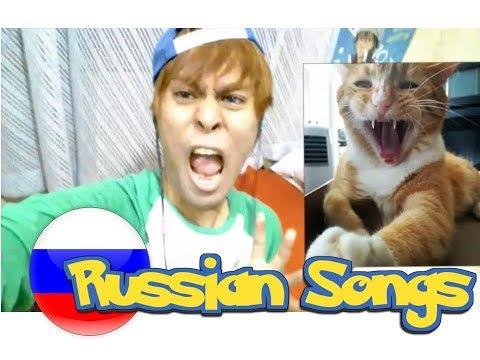 Filipino Guy Tries to Sing Russian Part II