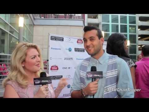 Chad Tepper, Jacelyn Holmes, Hollywood Fim Festival 2014