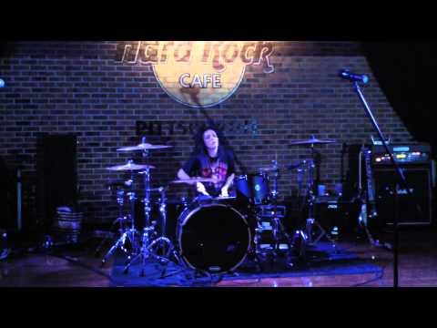 Justin Walker Drum Solo 02-02-2013