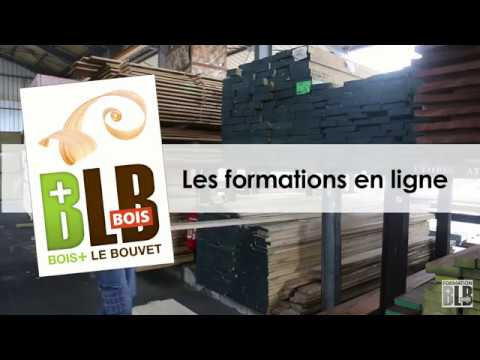 formations en ligne blb bois s 39 initier la menuiserie faire ses meubles en bois massif youtube. Black Bedroom Furniture Sets. Home Design Ideas