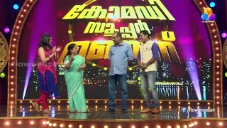 Comedy Super Nite Latest Episode-191 Kulappully Leela 16th March 2016 Ku