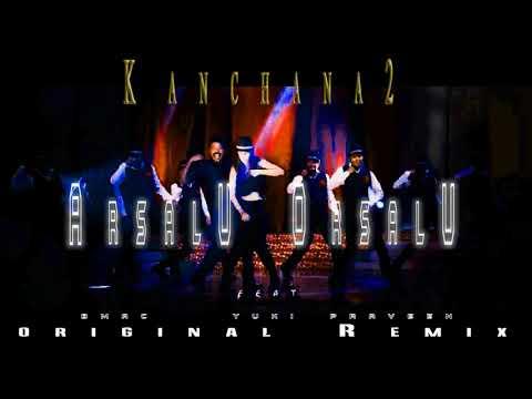 Kanchana 2 - Arsalu Orsalu Featuring Bmac || Yuki Praveen || Muni 3 | Sillatta Pillatta Remix Song
