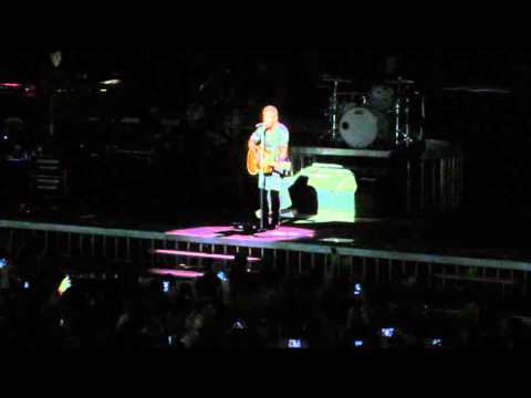 Take It Easy - Bruce Springsteen @ United Center, Chicago 1/19/2016