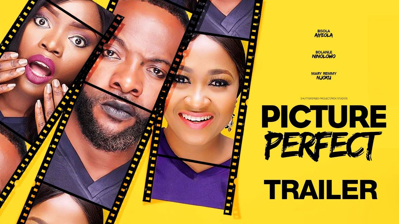 Picture Perfect OFFICIAL TRAILER [Available October 1st ...