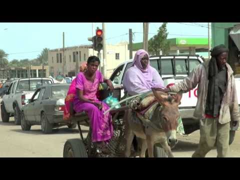 Mauritania country film