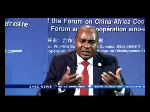 Burundi VP Butore points possible solutions for his country's situation