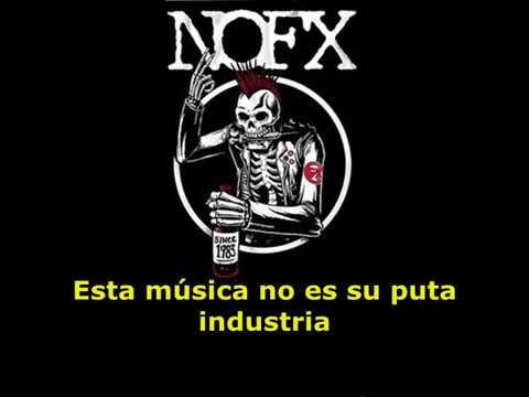 NOFX - It's My Job to Keep Punk Rock Elite subtitulado español mp3