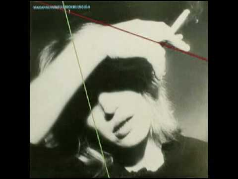 marianne faithfulbroken english