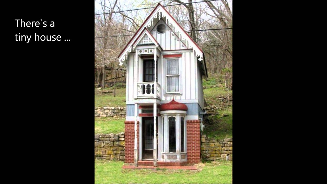 the tiny house song youtube