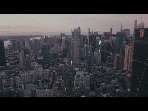aerial:-view-of-times-square-from-the-air-in-manhattan-new-york-city-at-dawn-after-sunset