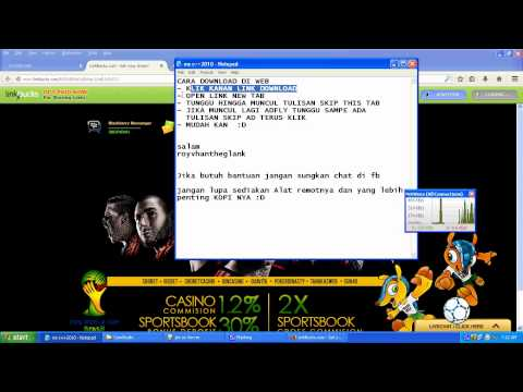 Cara Download Di Web Http://www.zone-cyber.net