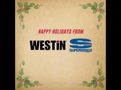 2019 Westin Superwinch Happy Holidays