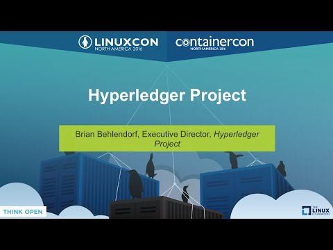 Keynote: Brian Behlendorf, Executive Director, Hyperledger Project
