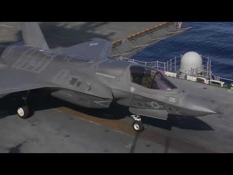Certifying The F-35 Lightning II for Crisis Response